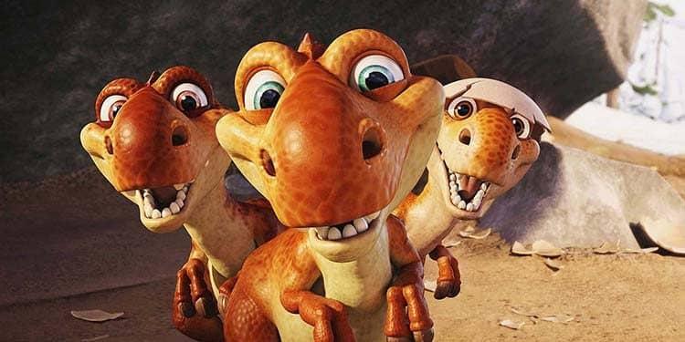 Buz Devri 3 - Dinozorların Şafağı